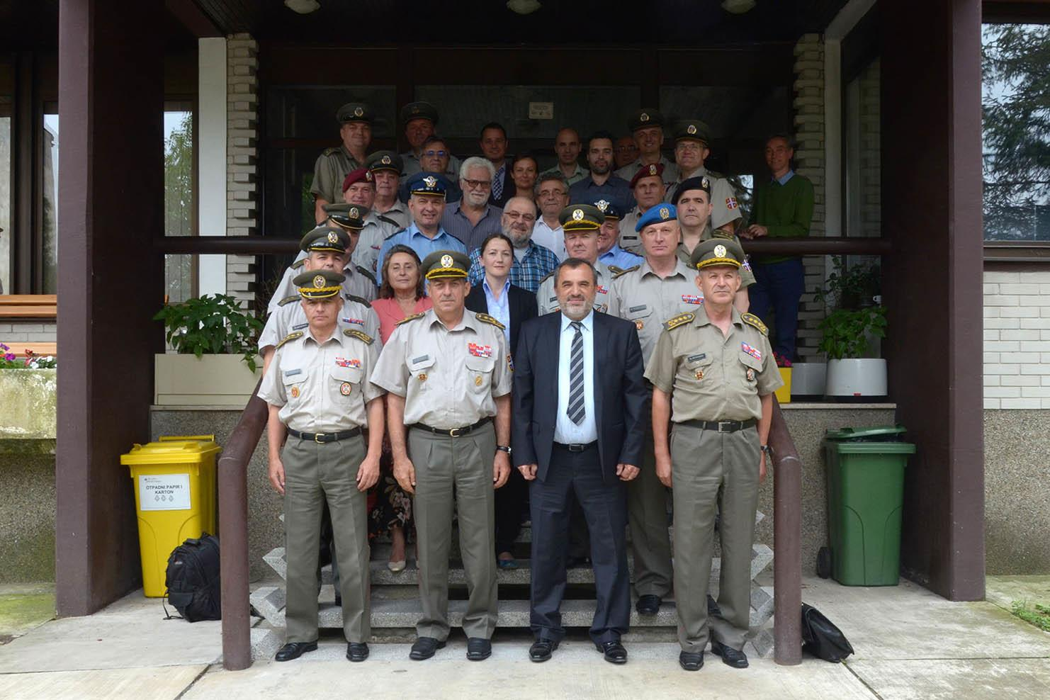 The Chief of General Staff of Serbian Armed Forces visited our company